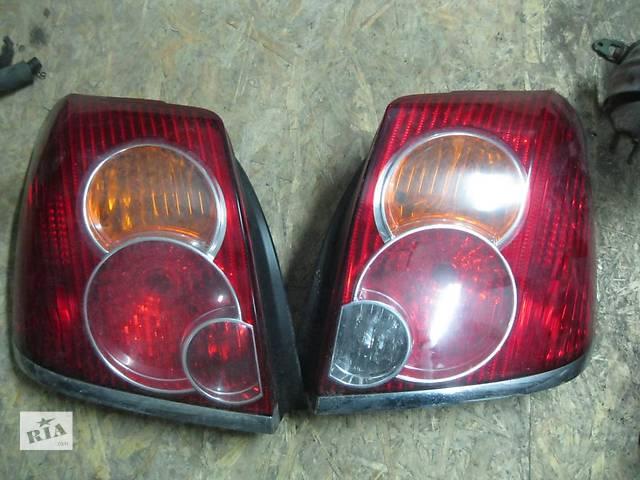 купить бу Б/у фонарь задний Toyota Avensis в Киеве