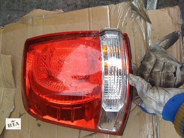 бу Б/у фонарь задний Toyota Land Cruiser в Киеве