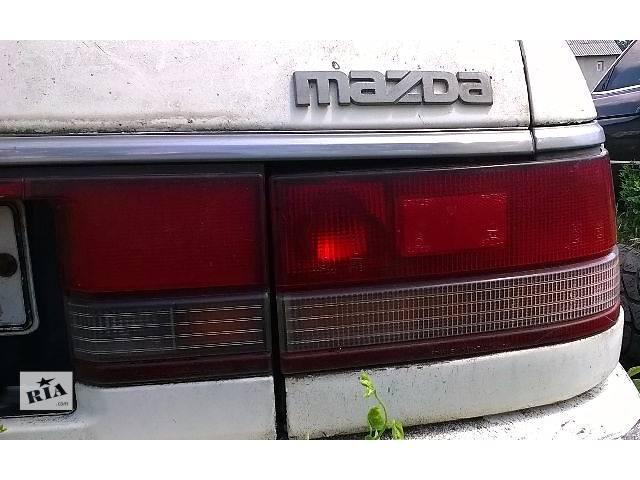 бу Б/у фонарь задний внутренний и внешний правый для седана Mazda 626 GD 1988-1991г в Киеве