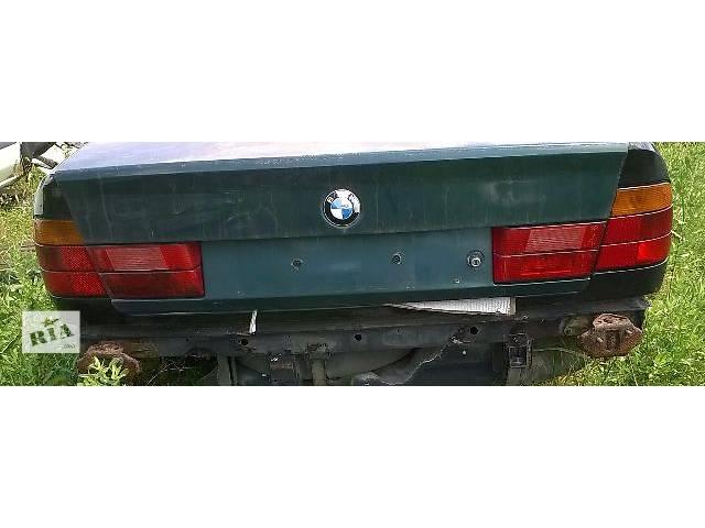 продам Б/у фонарь задний внутренний и внешний, правый и левый для седана BMW 525 E34 1993г бу в Киеве