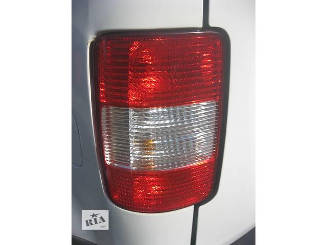 продам Б/у фонарь задний Volkswagen Caddy бу в Ровно