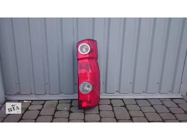купить бу Б/у фонарь задний Volkswagen Crafter 2006-2013 в Ужгороде
