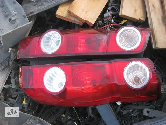 Б/у фонарь задний  Volkswagen Crafter 2006-.- объявление о продаже  в Ровно