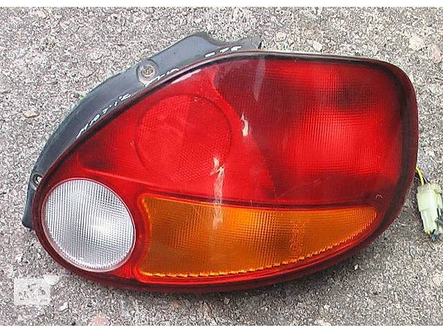 Б/у фонарь задний для легкового авто Daewoo Matiz- объявление о продаже  в Сумах