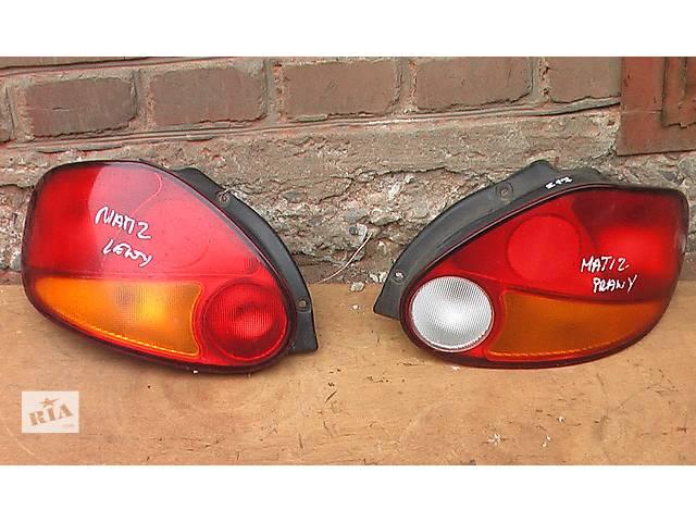 бу Б/у фонарь задний для легкового авто Daewoo Matiz в Сумах