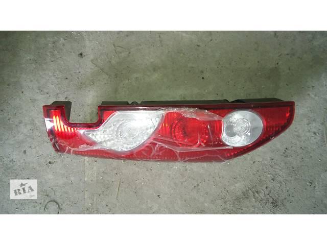 продам Б/у фонари задние для легкового авто Renault Kangoo после 2008 года бу в Ковеле