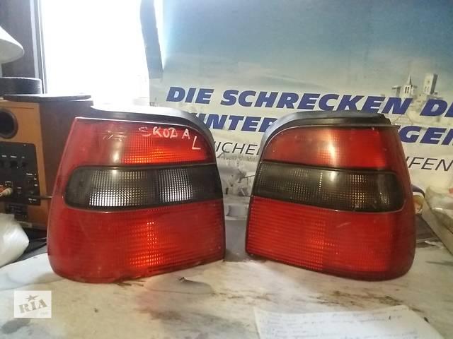 продам Б/у фонари задние для разных легковых авто бу в Луцке