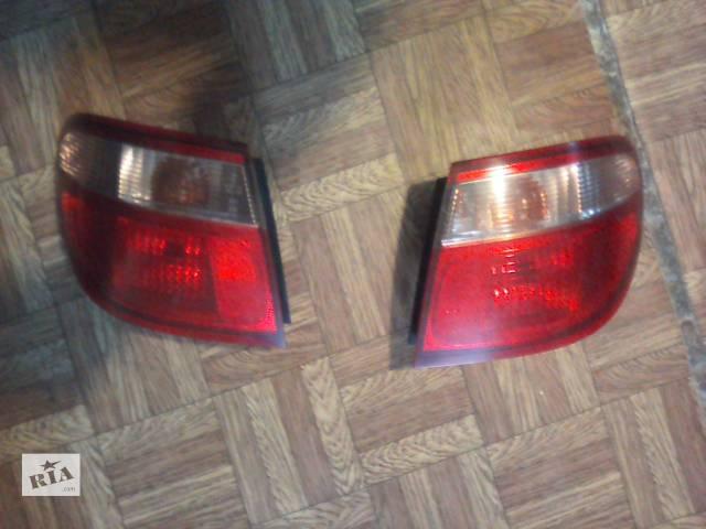 бу Б/у фонари задние для седана Nissan AlmeraN16 в Киеве