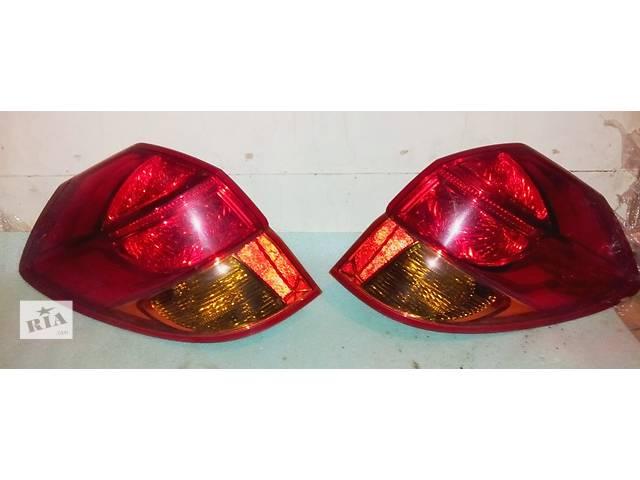 купить бу Б/у фонари задние для универсала Subaru Outback в Днепре (Днепропетровске)