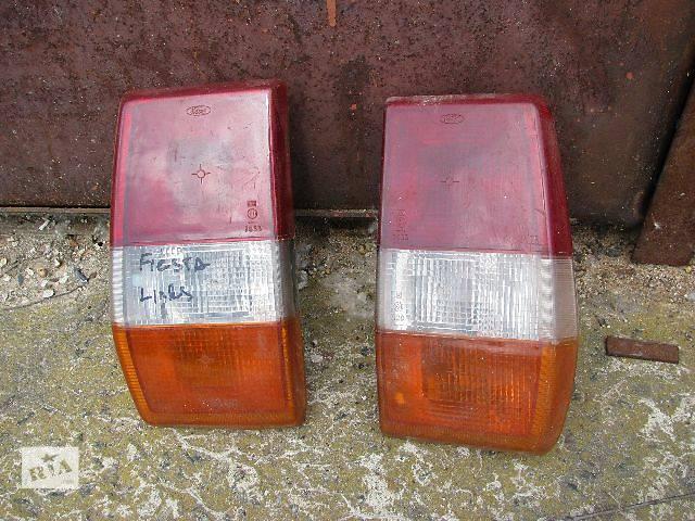 бу Б/у фонари задние Ford Fiesta хэтчбек 1983-1987 в Броварах