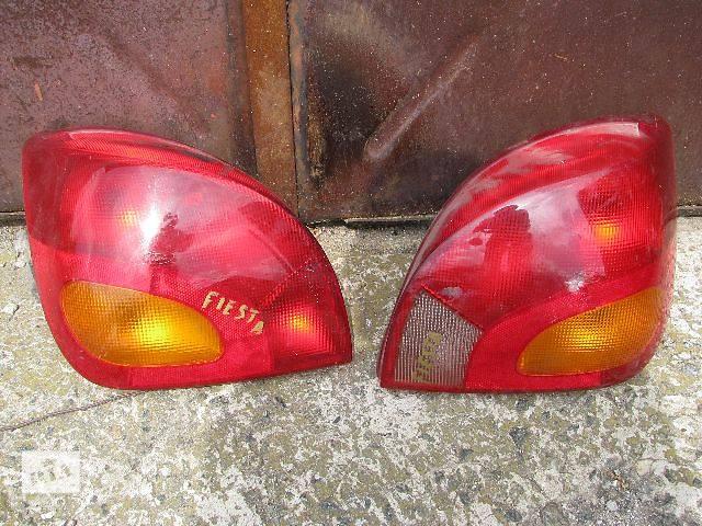 продам Б/у фонари задние Ford Fiesta хэтчбек 1995-1998 бу в Броварах