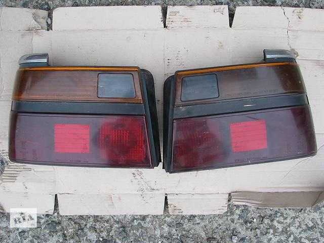 купить бу Б/у фонарь задний l+r mazda 626 gc седан 1983-1987, stanley 043-6886, 043-6888 в Броварах