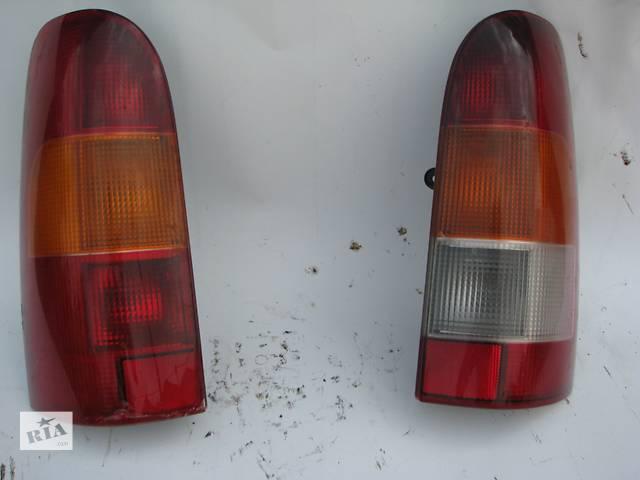 бу Б/у фонари задние Nissan Vanette 1998 в Броварах