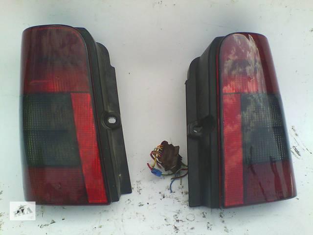 купить бу Б/у фонари задние Peugeot Partner 2000 в Броварах