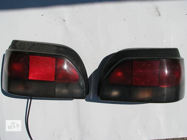 бу Б/у фонари задние Renault Clio 1993 в Броварах