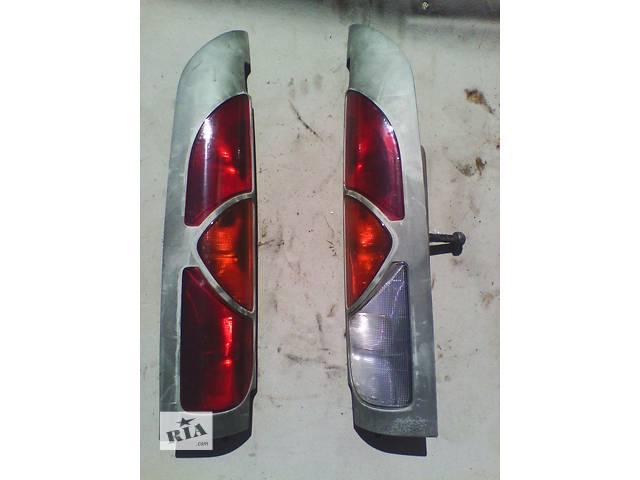 купить бу Б/у фонари задние Renault Kangoo 2000 в Броварах