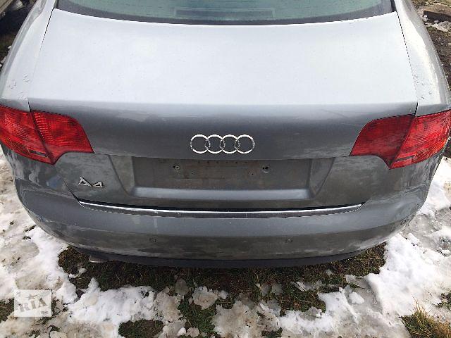 Б/у фонари задние седан  Audi A4  (В7) 2005-2007- объявление о продаже  в Львове