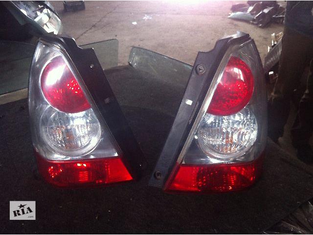 бу Б/у фонари задние  Subaru Forester 2006 в Львове