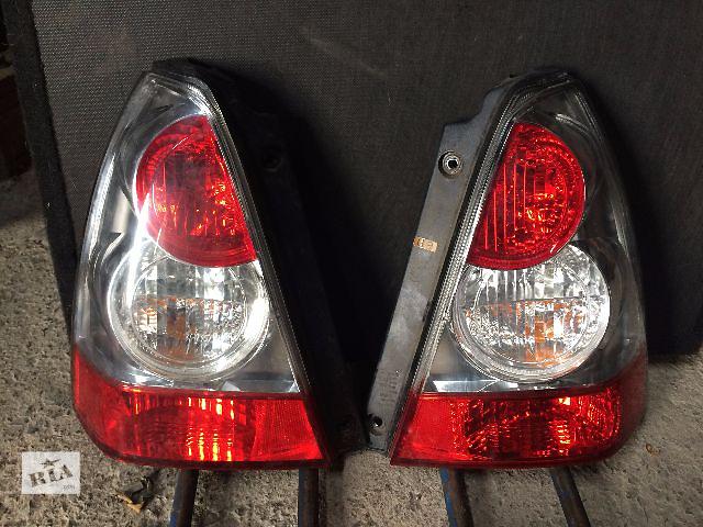Б/у фонари задние Subaru Forester 2005-2007- объявление о продаже  в Львове