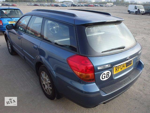 б/у Фонари заднии Л+П Хэтчбек Subaru Outback 2005- объявление о продаже  в Львове