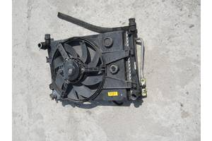 б/у Радиатор Ford Fusion