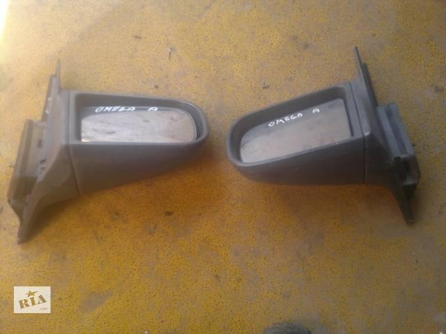 купить бу Б/у зеркало електрическое для легкового авто opel omega a в Рожнятове