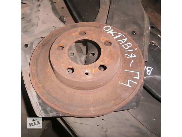 купить бу Б/у гальмівний диск для легкового авто Skoda Octavia в Львове