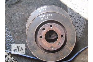 б/у Тормозные диски Peugeot Partner груз.