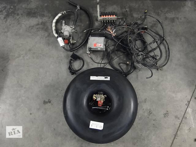 бу Б/у газовое оборудование для легкового авто BRC Sequent 56 LPG 4-го поколения на 6-ти цилиндровый двигатель в Львове