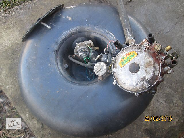 Б/у газовое оборудование для легкового авто   2010- объявление о продаже  в Самборе