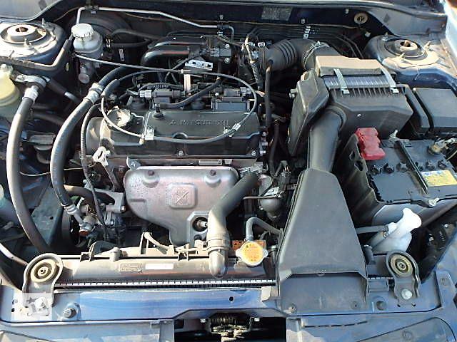 купить бу Б/у генератор 1.6 бенз Mitsubishi Lancer 2006 в Львове