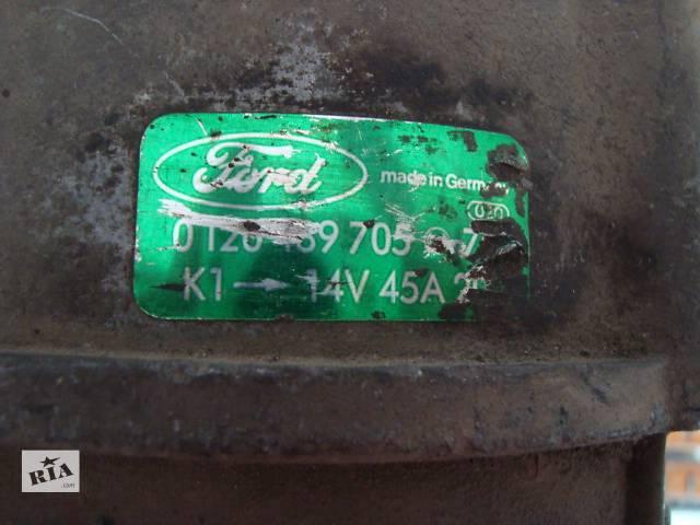 купить бу Б/у генератор для легкового авто Ford в Львове