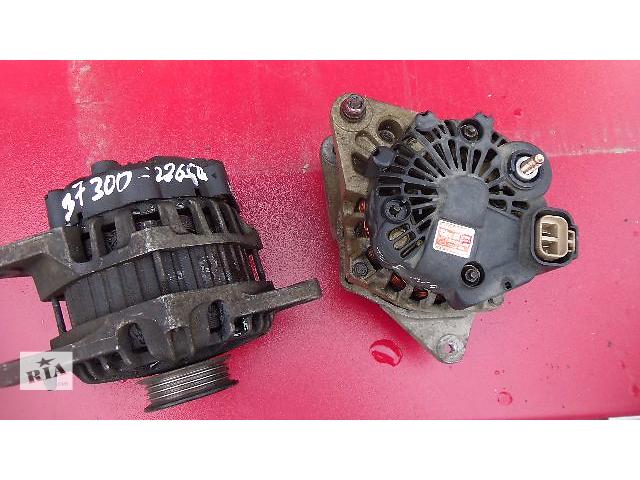 купить бу Б/у генератор для легкового авто Hyundai Tucson 2007  2.0бензин в Коломые
