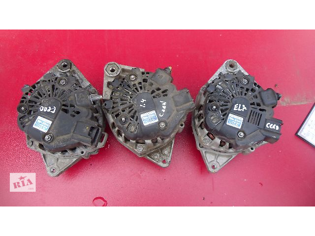 продам Б/у генератор для легкового авто Kia Ceed 2008  1.4 бу в Коломые