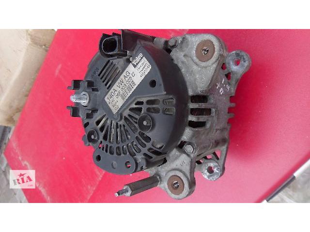 бу Б/у генератор для легкового авто Volkswagen Jetta 2007 1.9D в Коломые