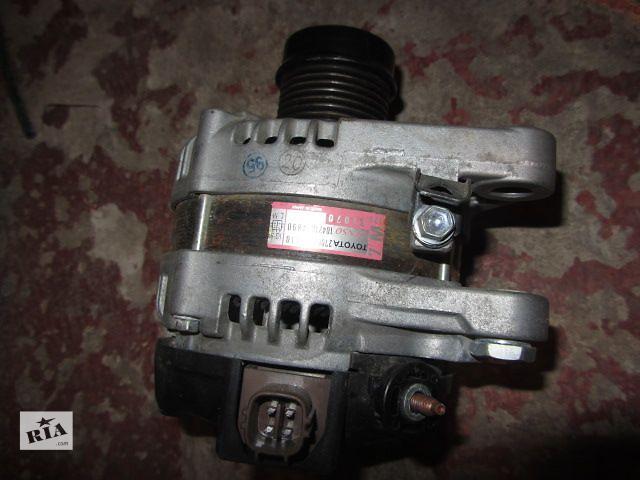 продам Б/у генератор для седана Lexus ES 2007 бу в Киеве