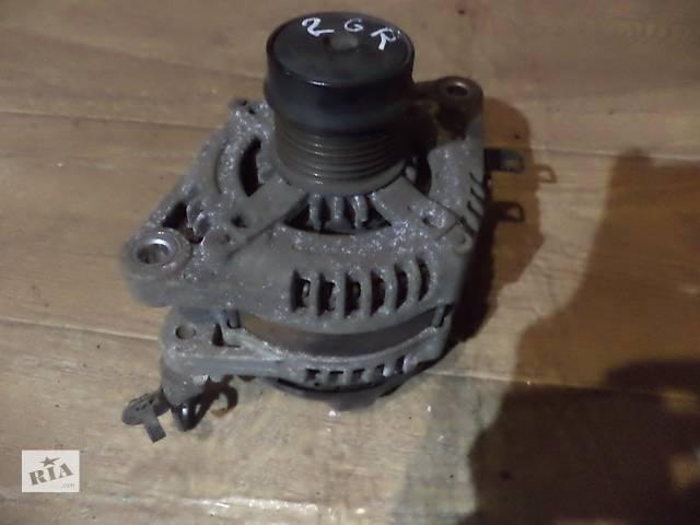 купить бу Б/у генератор/щетки 27060-31111 для кроссовера Toyota Highlander 2007г в Киеве