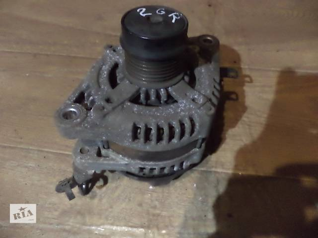 бу Б/у генератор/щетки 27060-31111 для седана Lexus ES 350, Lexus RX 330/350  2007 г в Киеве