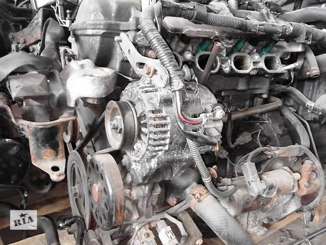 купить бу Б/у генератор/щетки для 1,3B бензин Тойота Ярис Toyota Yaris 2001 в Рожище