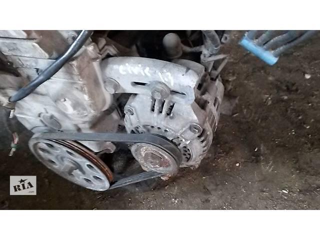 продам Б/у генератор/щетки для другого Honda Civic бу в Тернополе