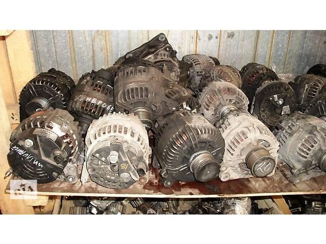 продам Б/у Генератор/щетки для Фольксваген Вольцваген Крафтер Volkswagen Crafter 2.5 TDI 2006-2010 бу в Луцке