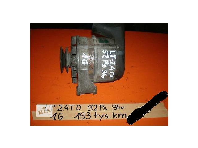 продам Б/у генератор/щетки для грузовика Volkswagen LT 1992 бу в Тернополе