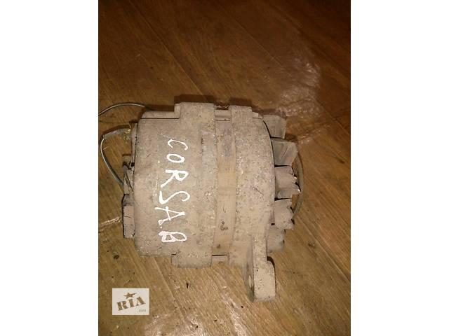 бу Б/у генератор/щетки для хэтчбека Opel Corsa B 1992г в Киеве