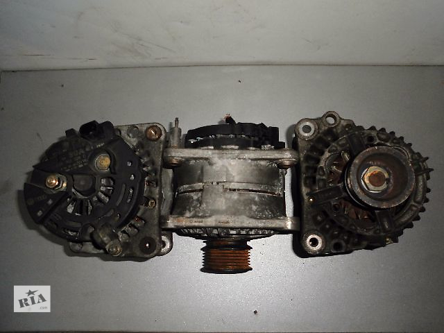 продам Б/у генератор/щетки для легкового авто Audi A3 1.6,1.8,1.8T,S3quattro 1996-2003 90A. бу в Буче