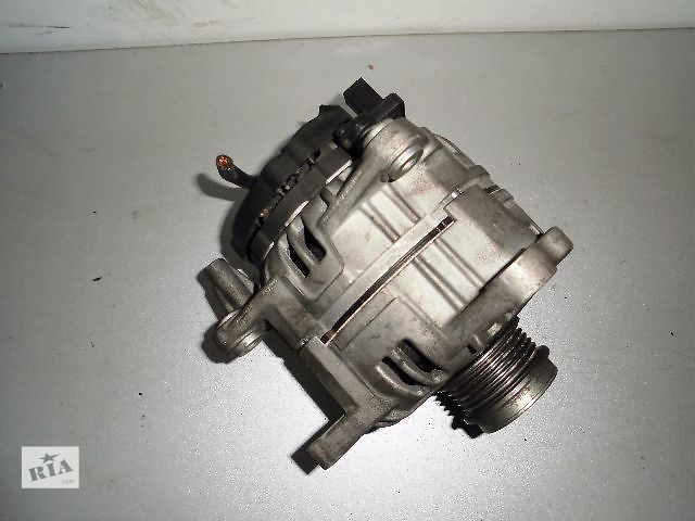 продам Б/у генератор/щетки для легкового авто Audi A4 1.9TDi 1995-2008 120A с обгонной муфтой. бу в Буче