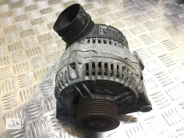 продам Б/у генератор/щетки для легкового авто Audi A4 A6 A8 VW Passat B5 2.3 2.4 2.6 2.8 бу в Луцке