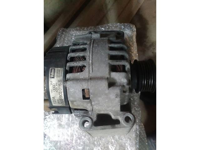 продам Б/у генератор/щетки для легкового авто Audi A4 бу в Житомире
