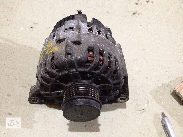 купить бу Б/у генератор/щетки для легкового авто Audi A6 C5 (06B903016E) в Луцке