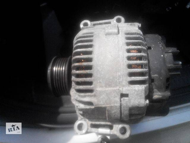 бу Б/у генератор/щетки для легкового авто Audi A6 в Львове