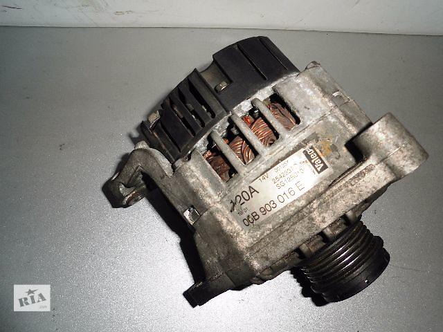 купить бу Б/у генератор/щетки для легкового авто Audi A8 2.8,3.0 1996-2005 120A с обгонной муфтой. в Буче (Киевской обл.)